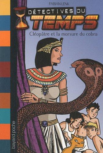 CLEOPATRE ET LA MORSURE DU COBRA N11