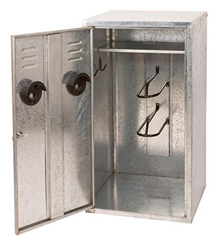 Kerbl Sattelschrank für 2 Sättel, 60 x 60 x 106 cm