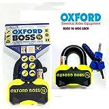 Oxford Boss 16Moto Scooter disque Lock Super Robuste vendu Approuvé Serrure lk316