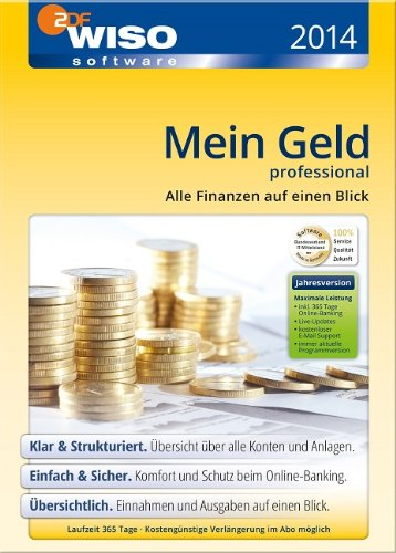 WISO Mein Geld 2014 Professional (365 Tage) [Download]
