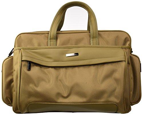 Calvin Klein  - Bolsa de viaje, 35 cm, 33 L, color mud
