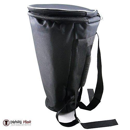 Große 43,2cm Darbuka Doumbek Premium Stoff Gig Bag Gig Bag Doumbek Case