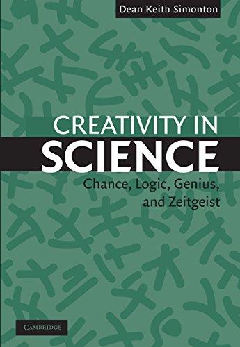 Creativity in Science: Chance, Logic, Genius, and Zeitgeist (English Edition)