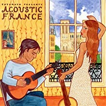 Putumayo Presents: Acoustic France [Import anglais]