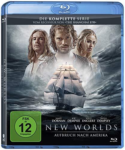 New Worlds - Aufbruch nach Amerika [Blu-ray]
