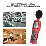 UNI-T UT352 Digital sonómetro 30~130 dB Ruido Tester Decibel probadores