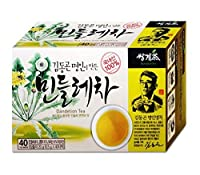 Dandelion Tea 40 Tea bags, Korean Taraxacum Herbs