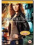 Unforgettable  Season 1 (6 Dvd) [Edizione: Regno Unito] [Edizione: Regno Unito]