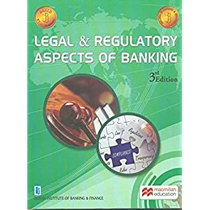 Legal and Regulatory Aspects of Banking – JAIIB (3rd Edition)