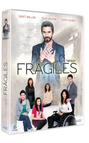 fragiles-temporada-1-dvd