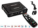 Redline TS 1500 HD Plus, IPTV, USB, PVR, CA, Youtube, Unicable