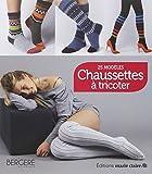 Chaussettes à tricoter : 25 modèles...