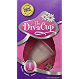 The Diva Cup: Diva Menstrual Cup, Model #1 Pre-Childbirth (Pack of 2) by Diva Cup