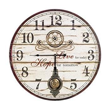 Orologio da parete Country Vintage