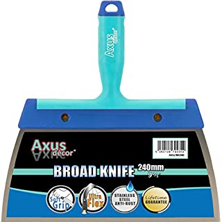 Axus Décor 240mm Stainless Steel Broad Knife