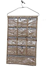 Kuber Industries Satin Golden Wall Hanging (MKUDK063)