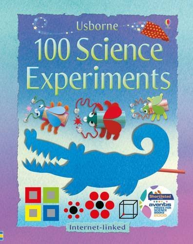 100 Science Experiments by Kate Knighton (2015-11-01)