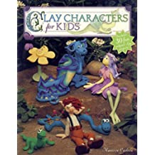 Clay Characters for Kids