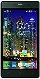 Inovalley GSM 45 N Smartphone débloqué 3G (Ecran: 4,5 Pouces - 4 Go - Double SIM-Micro - Android 5.1 Lollipop) Noir