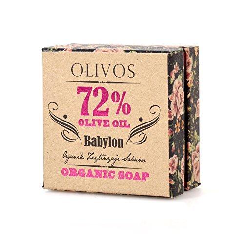 OLIVOS Organic Series Savon Babylon 150 g