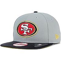 New Era NFL SAN FRANCISCO 49ers Authentic Gold 9FIFTY Snapback Cap
