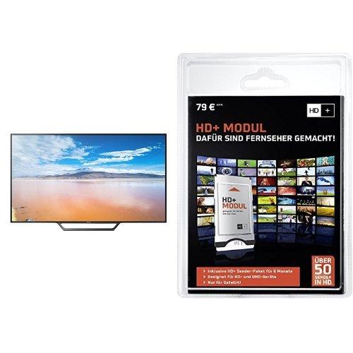 Sony-KDL32WD605-Fernseher-HD-Ready-Triple-Tuner-Smart-TV-schwarz