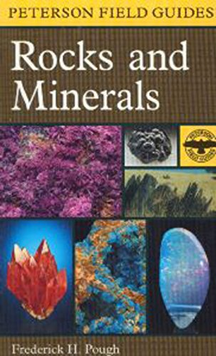 A Field Guide to Rocks and Minerals (Peterson Field Guides)