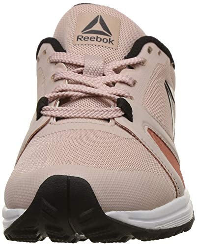 1a7e6d7b3b6 ... Reebok Women s Mighty Trainer Shell Pink Black Multisport Training Shoes  - 9.5 UK India ...