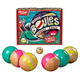Ridley 's Traditionelles Petanque Boules Set – Mehrfarbig