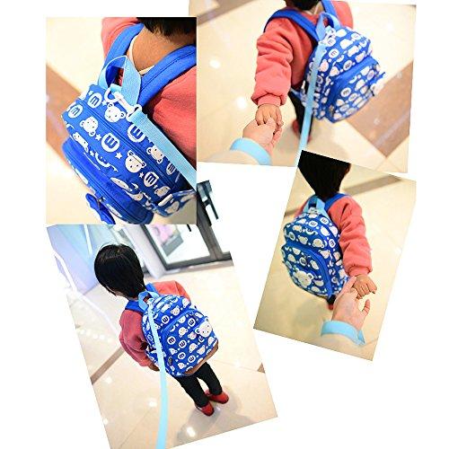 Imagen de fristone  infantil bolsa de escuela pequeña bebes guarderia bolsa,azul alternativa