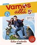 Vamos All� 5e LV2 - Cahier