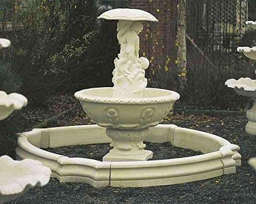 Gartenbrunnen cm inklusive