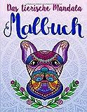 Das tierische Mandala Malbuch: 50 Tiermandalas für Kinder ab 8 Jahren, kreativer Ausmalspaß für die ganze Familie mit dem Mandala Malbuch für Kinder - artistic kiddies