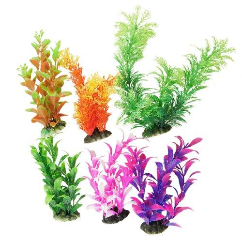 plante-plastique-couleur-assortie-avec-base-ceramique-6-pieces-decoration-aquarium