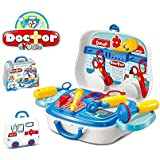 Doctor Play Set With Wheels , Pretend Play Set , Doctor Play Set For Kids