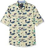#8: Allen Solly Junior Boys Plain Shirt