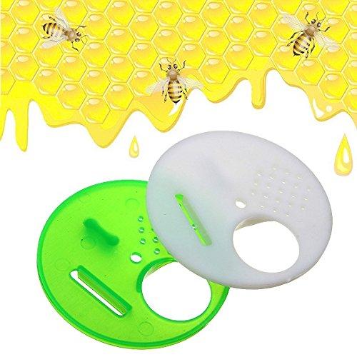 VIDOO Bienenstock Nuc Box Eingang Gates Eingang Disc Imkerei Ausrüstung Bienenstock Werkzeug