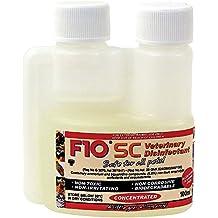 F10 SC Veterinario desinfectante Seguro para Todos los Mascotas Perros, Gatos, Aves, Reptiles