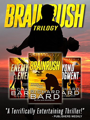 Book cover image for The Brainrush Trilogy: Box Set