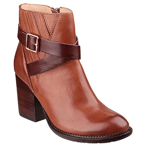 Hush Puppies Darby Dewey, Boots femme peau