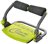 Body Sculpture Herren Core Trimmer Bauchtrainer, Grün/Grau, 55 x 43 x 37 cm