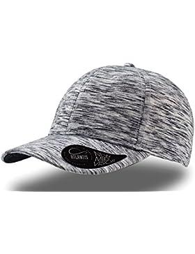 mash-up Béisbol Cap Sombrero Hüte kappen CHAPEAUX gorro, Mezcla de grises