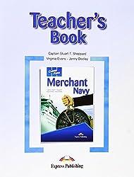 Career Paths - Merchant Navy: Teacher's Book (US)