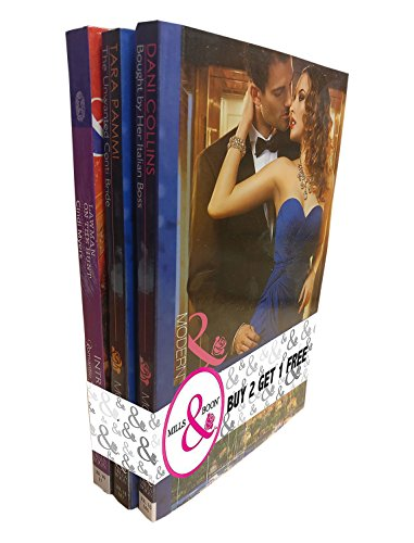 Mills & Boon Super Value Pack - 3 (Jul 2017)