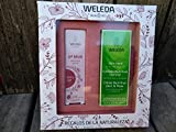 COFRE SKIN FOOD + BALSAMO LABIAL BERRY RED WELEDA 10 ml + 30 ml