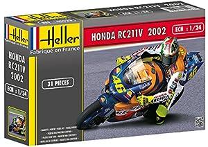 Heller - 80923 - Maqueta para construir - Honda Rc211 V - 1/24
