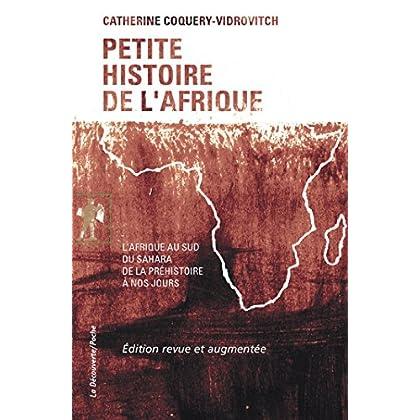 Petite histoire de l'Afrique (POCHES SCIENCES t. 451)