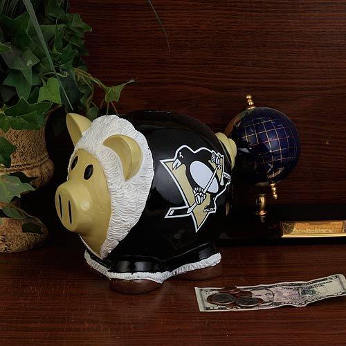 FOCO Pittsburgh Penguins thematischen Sparschwein–2nd Version