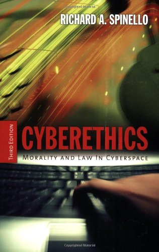 an introduction to the cyber ethics morality and law in cyberspace With the introduction of whether it be a company restricting their employees' access to cyberspace by blocking international journal of cyber ethics.