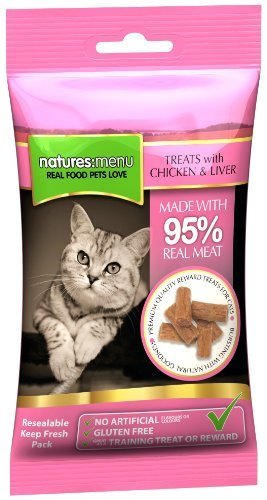 4-packs-of-Natures-Menu-Cat-Treats-Real-Chicken-Liver-60g